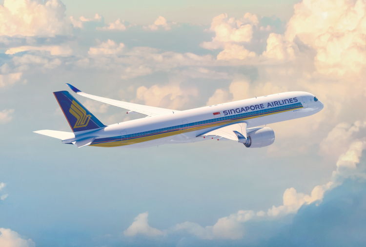 Singapore Airlines to reclaim title for world's longest non-stop flight