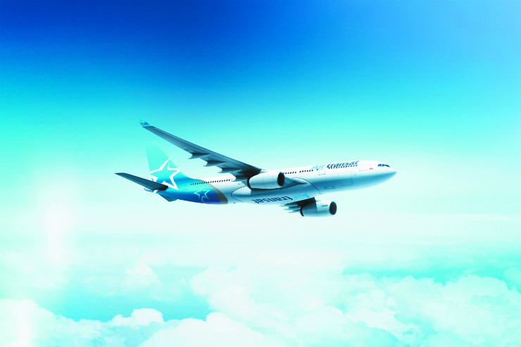 Air Transat launches first TV adverts