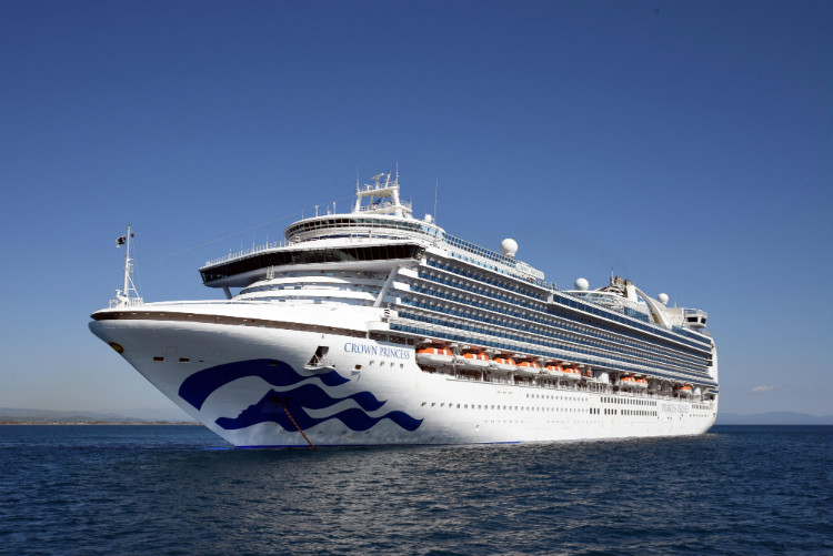 Princess Cruises reveals largest ex-UK and Europe season to date