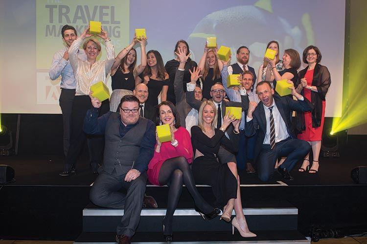 Call for early bird Travel Marketing Awards entries