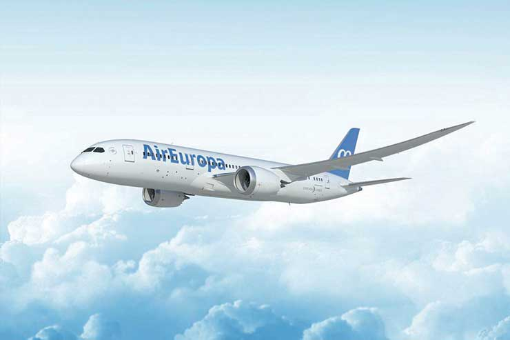 IAG originally announced plans to buy Air Europa in November 2019