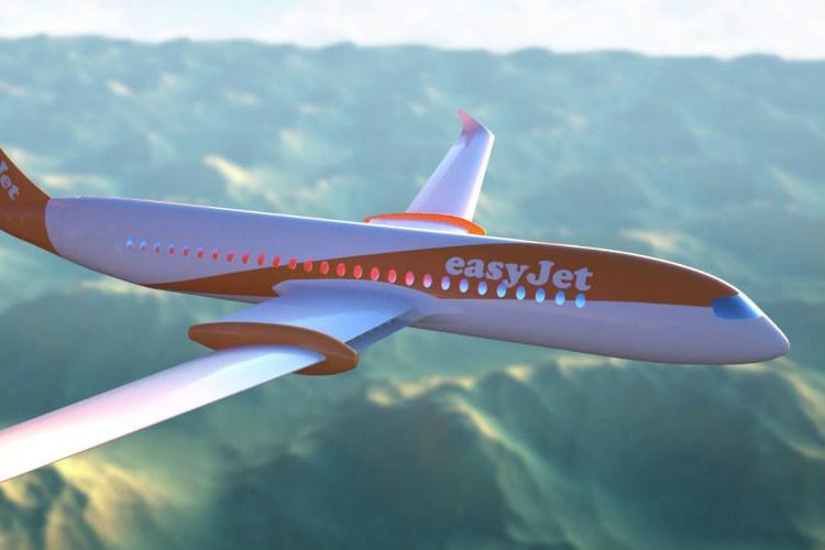 EasyJet takes 'crucial steps' towards zero-emission flying