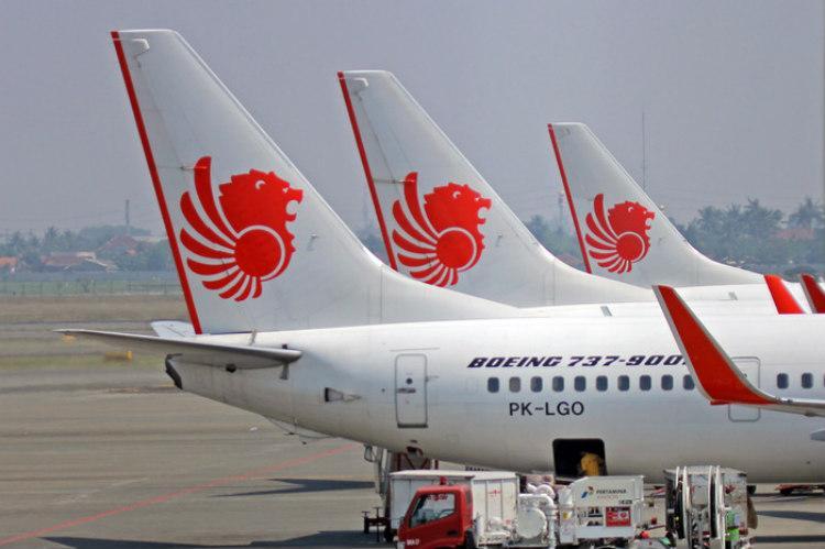 Lion Air livery