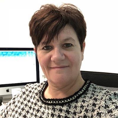 Lynne Woodward, owner, Coddiwomple Travel