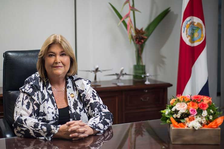 Maria Amalia Revelo, Costa Rican tourism minister