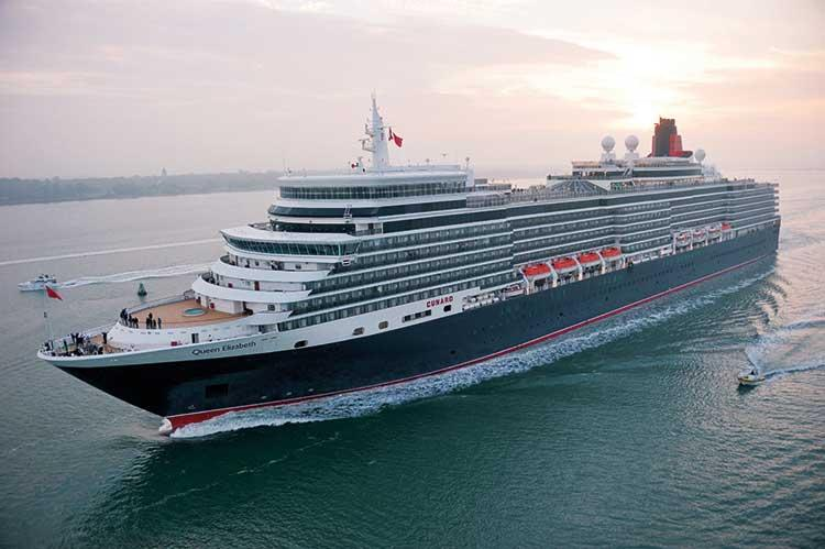Cunard launches 'scenic' British Isles cruises for 2021
