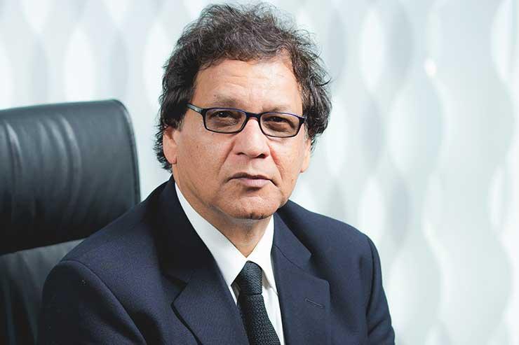 Raj Bhujohory, Chairman of Mauritius Tourism Promotion Authority