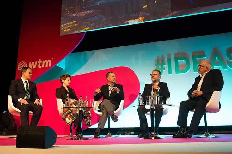 WTM panel proposes shifting focus to tackle overtourism