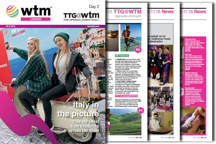 WTM 2018 Day Two Official Daily Magazine