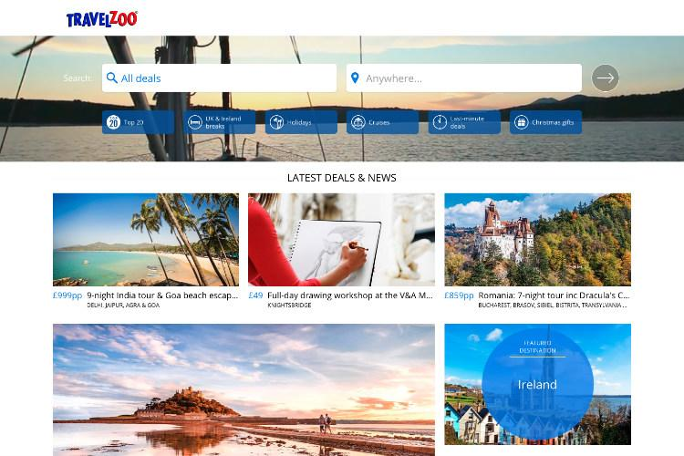 Travelzoo said a top secret campaign will be unveiled in the first three months of 2020
