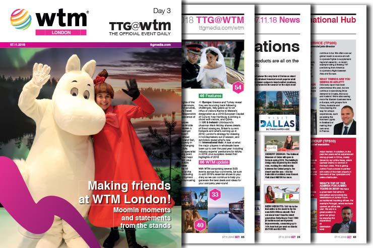 TTG at WTM London 2019: Tips for exhibitors and PRs