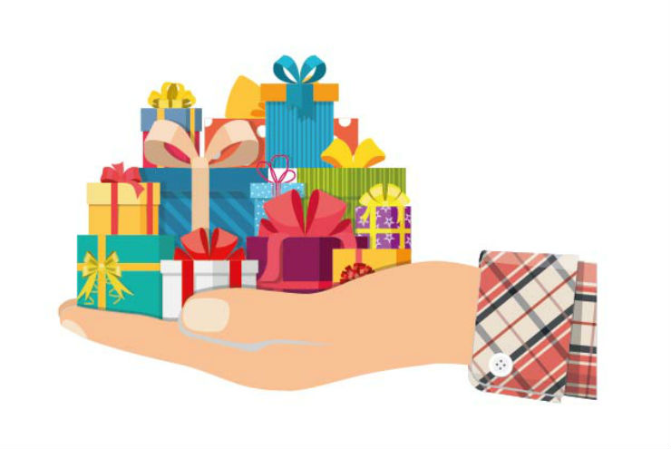 How giving customers branded gifts is smart for business
