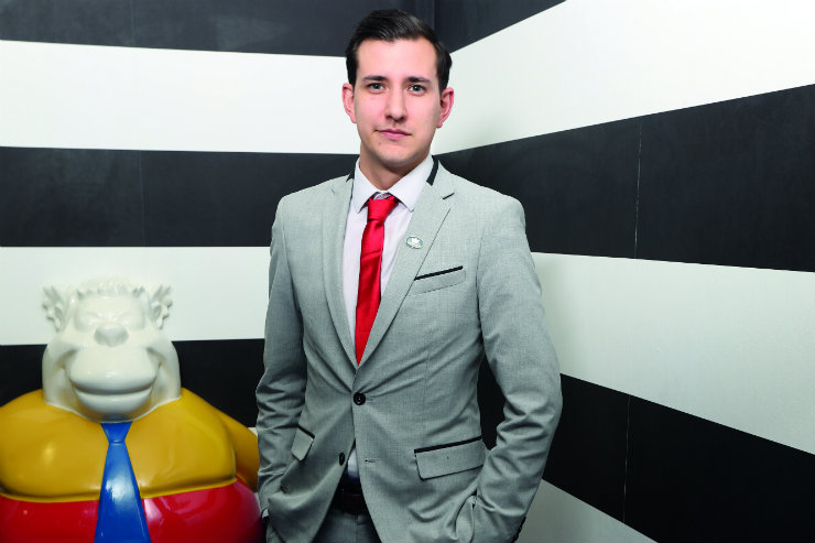 30 Under 30: Meet Augustus Lonsdale