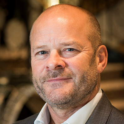 Bernard Carter, senior vice president & managing director, EMEA, Oceania Cruises