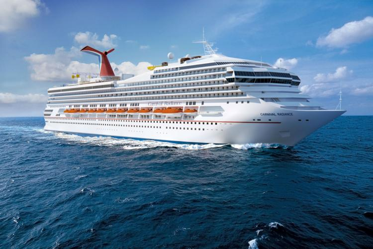 Carnival Corporation pledges ships as floating hospitals