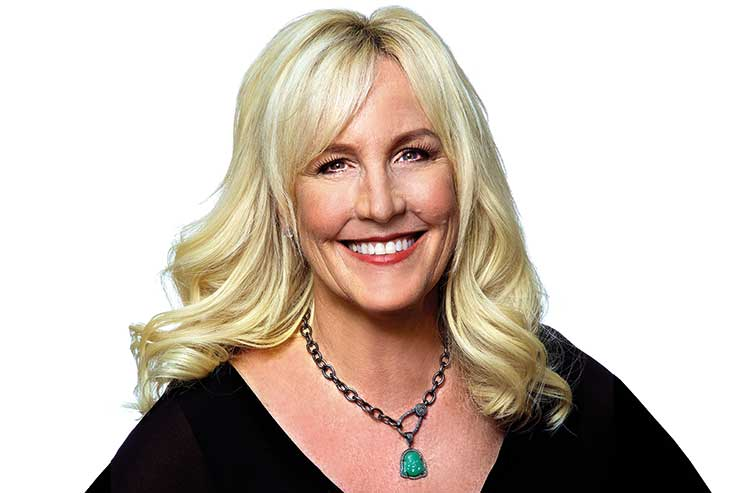 Erin Brockovich: On track to inspire change