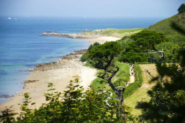 Herm beach, Guernsey