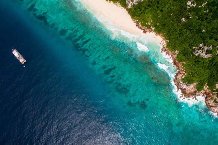 The Seychelles will reopen to international tourists from 25 March with only a pre-departure test requirement