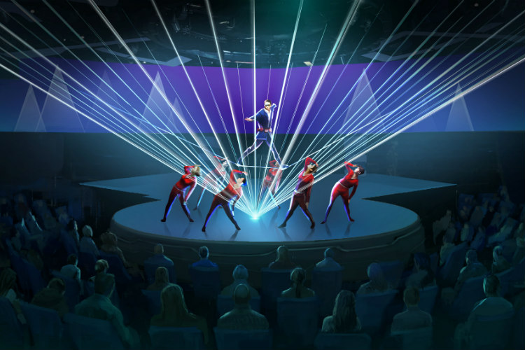 MSC Cruises unveils new Cirque du Soleil at Sea shows for MSC Bellissima