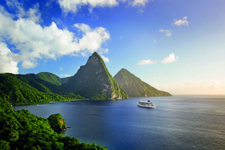 St Lucia on its 40th anniversary celebrations