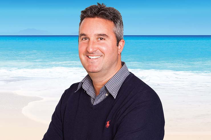 Simon Cooper On the Beach CEO