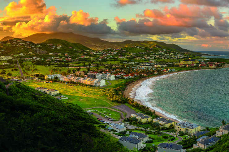 Discovering the adventurous side of glitzy St Kitts