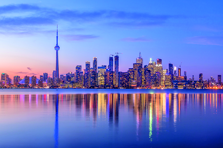 Hear from a holidaymaker: Toronto