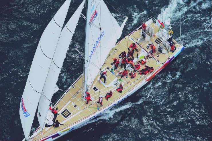 Clipper Round the World Yacht Race