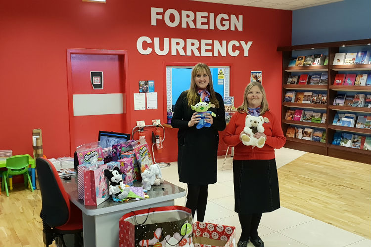 Barrhead Travel embarks on festive fundraising drive