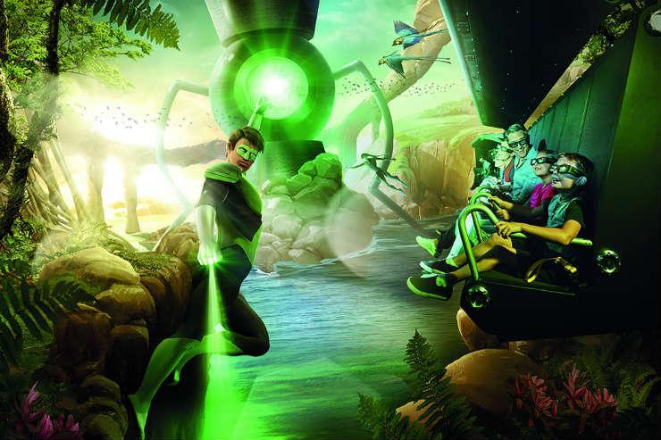 Green Lantern Galactic Odyssey