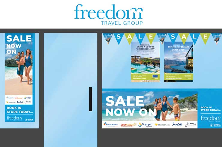 Shop Mock-Up - Freedom Travel Group