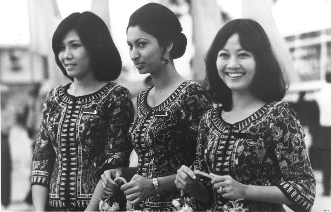 Singapore Airlines celebrates 50 years of style