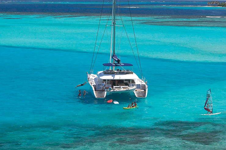 Dream Yacht Charter launches by-the-cabin cruises for 2019