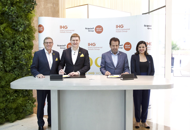 IHG to debut upscale hotel brand voco in UAE