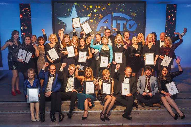 Aito honours its All Star agents
