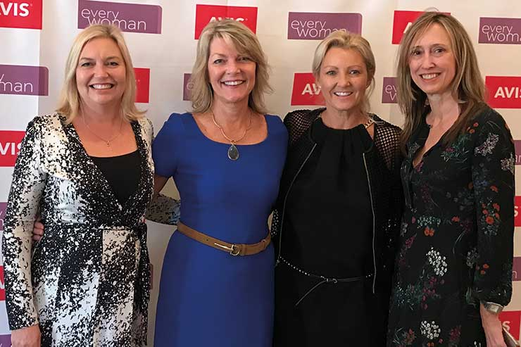 Everywoman and Avis Budget team up