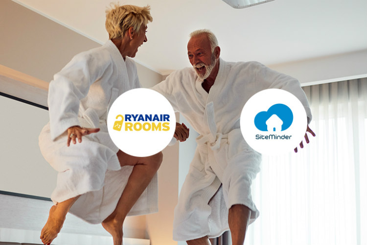 Ryanair grows hotel platform with SiteMinder partnership