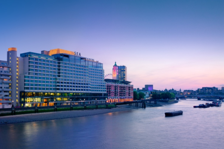 Mondrian London becomes Sea Containers London