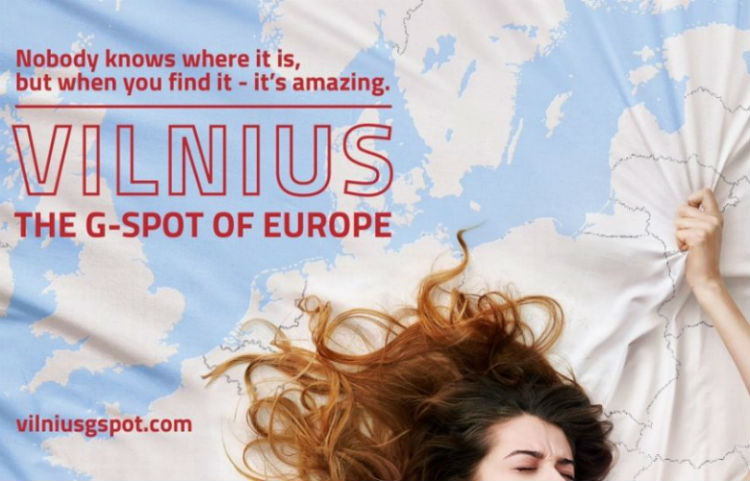 Tourist board's 'g-spot of Europe' ad cleared by advertising watchdog