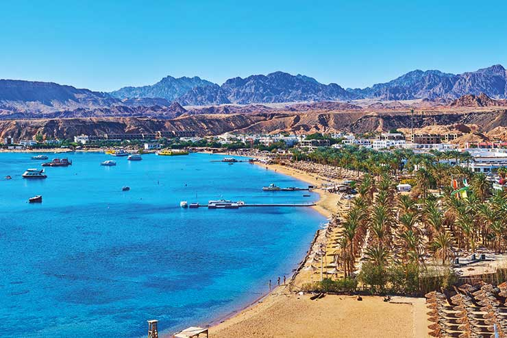 Red Sea Holidays expects Egypt to bounce back with Sharm back on the tourism map