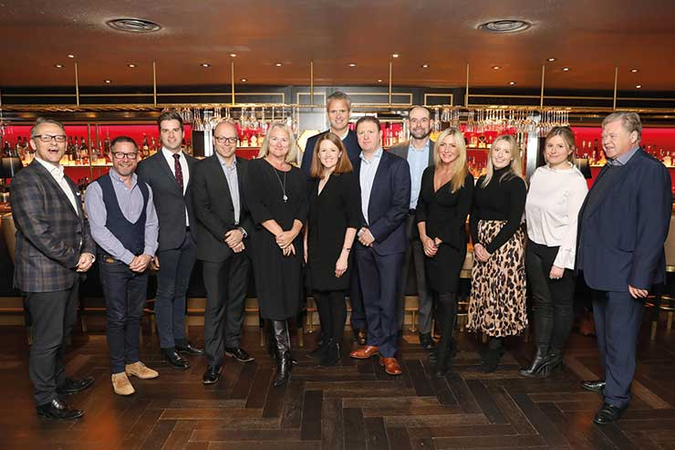Industry leaders forum January 2019