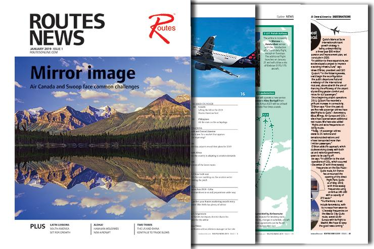Read Routes News 1, 2019