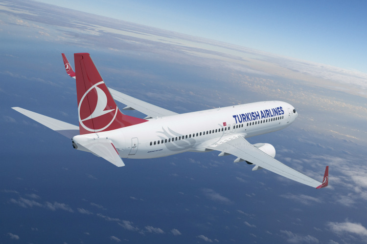 Turkish Airlines will introduce the new Birmingham route in June 2020