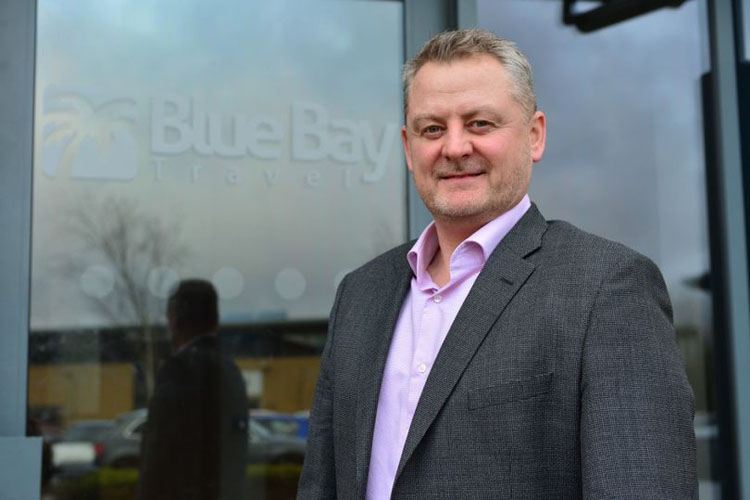 Blue Bay sees January booking spike