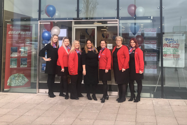 Barrhead's new high-tech agency first of multiple 2019 openings