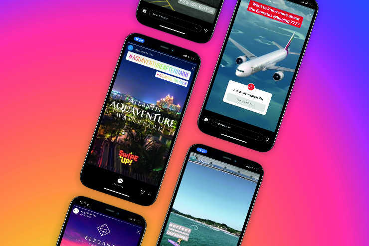 Making the most of Instagram Stories as a marketing tool