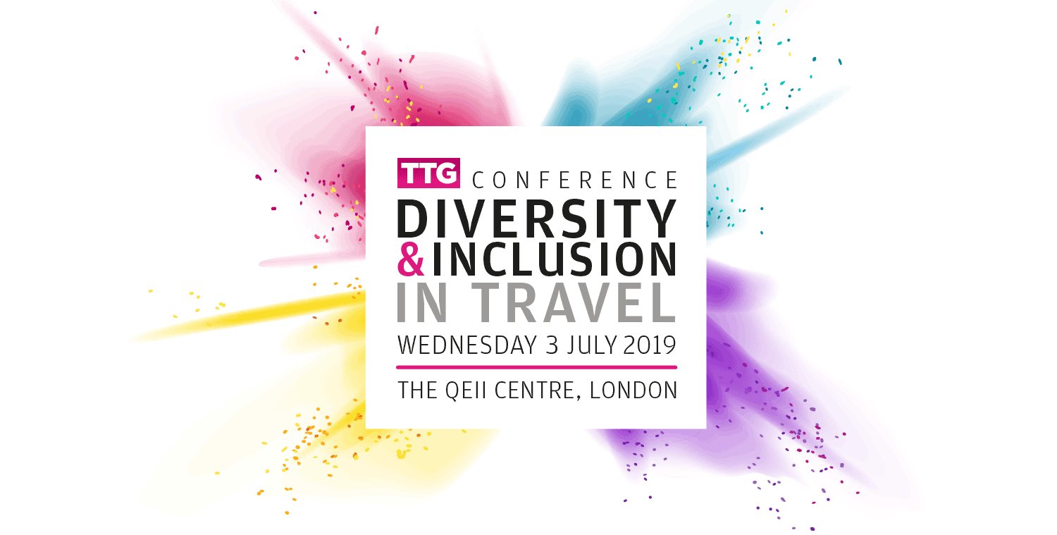 TTG Diversity Inclusion in Travel conference