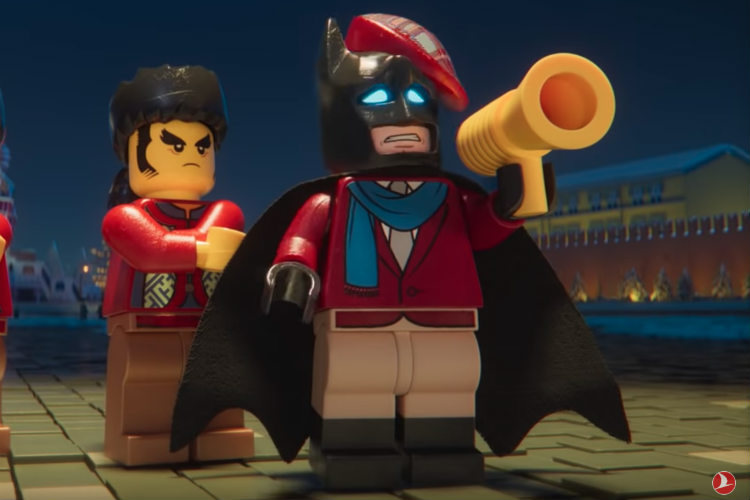Turkish Airlines unveils second Lego Movie flight safety video