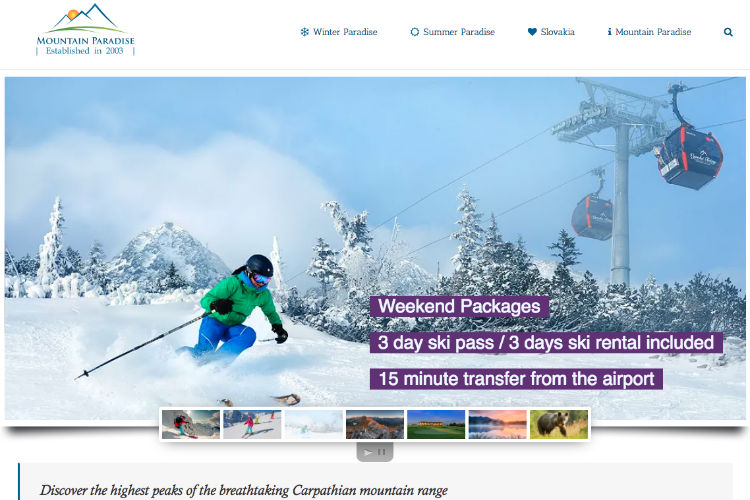 Specialist operator Mountain Paradise ceases trading
