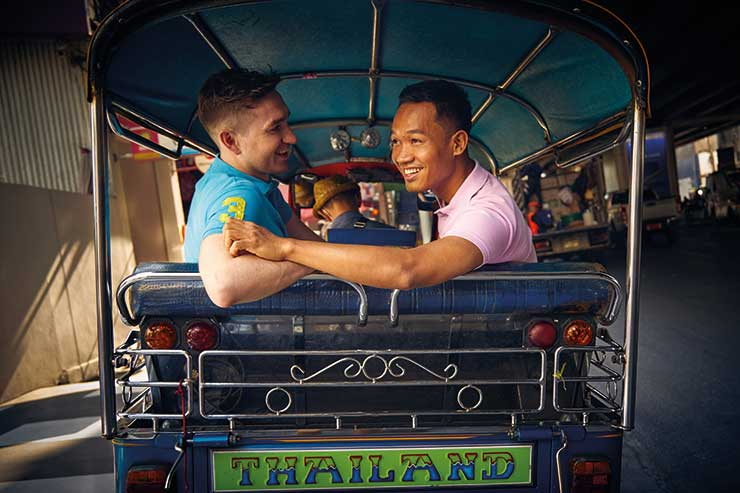 Thailand showcases LGBT credentials